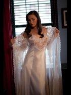 Jane Woolwich – Silk Negligee – 8187