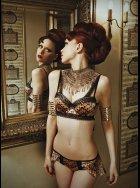 Pleasure State Couture - Cleopatre - Balconnet Contour Bra