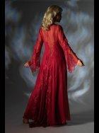 Jane Woolrich - Silk Chiffon Negligee - 3081