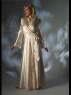 Jane Woolrich - Pure Silk Robe - 2682