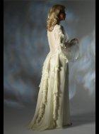 Jane Woolrich - Silk Chiffon Negligee - 3085