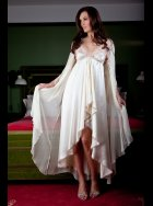Jane Woolrich - Silk Nightdress - 6774
