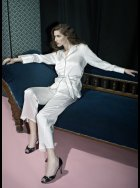 JULIANNE London - Jeanne Silk PJ Cream
