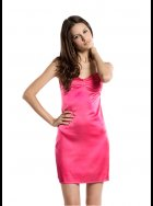 JULIANNE - Samantha - Ruby Rose Silk Chemise