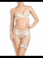 Pleasure State - Ivy Rain - Suspender Belt