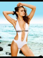 Beach Bunny Swimwear - Talon Ted - Cutaway Swimsuit