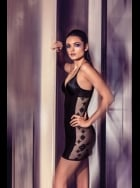 Wacoal - Sensuality - Black Contour Dress