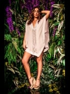 Forever Unique Beachwear - AMBER - Embellished Kaftan