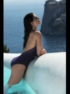 Lise Charmel Swimwear - Ajourage Couture - Low Back Swimsuit