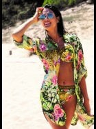 Lise Charmel Swimwear - Jungle Panthere - Beach Cover Up Blouse