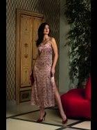 Lise Charmel - Seduction Cavaliere - Long Silk Nightie