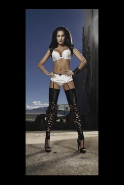 VIP - Vector - Suspender Belt