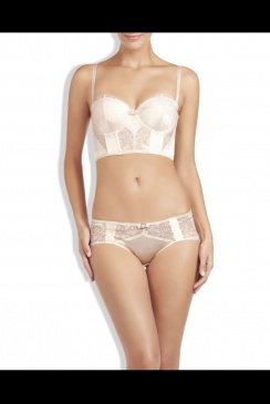 Pleasure State - Ivy Rain - Strapless Long Line Bra