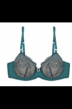 Pleasure State - Layla Belle Teal - Underwire Bra