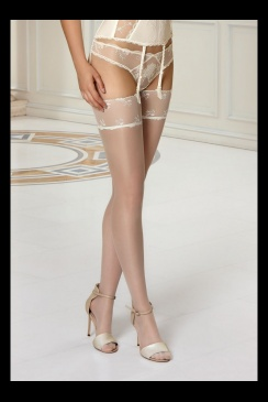 Lise Charmel - Ultra Feminin - Hold Up  Stockings