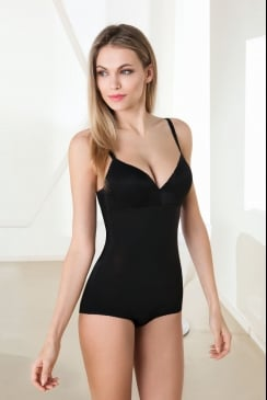 Epure - Satin Seduction - Bodysuit