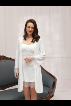 Vanilla Nightwear - Robe 2848