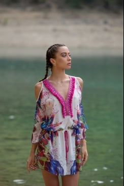 Forever Unique - Dominica - Beach Dress