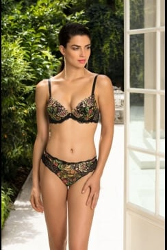 Lise Charmel - Fleurs de Jungle - Thong