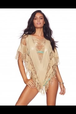 Beach Bunny - Indian Summer - Poncho Gold