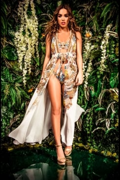 Forever Unique Beachwear - FANG - Long Kaftan Dress