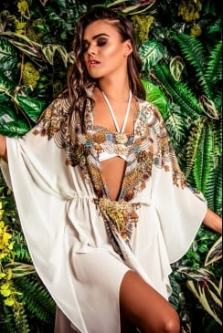 Forever Unique Beachwear - Unice - Kaftan Dress