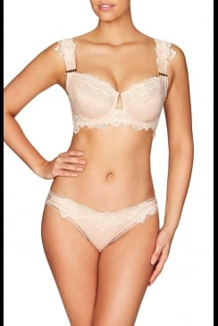 Pleasure State - Rosita Fortuna - Underwired Bra - Cameo Rose