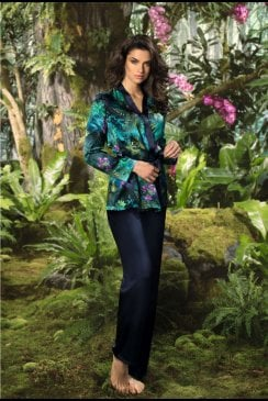 Lise Charmel - Foret Lumiere - Silk PJ Top