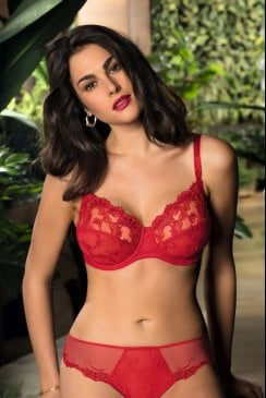 Eprise - Guipure Charming - Full Cup Bra - Dressing Solaire