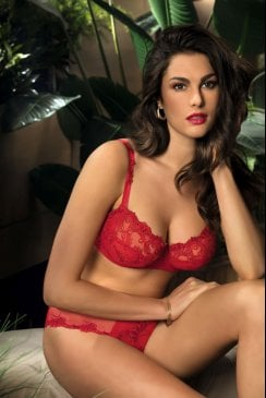 Eprise - Guipure Charming - Half Cup Bra - Dressing Solaire