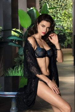 Lise Charmel - Resille Lotus - Lace Negligee
