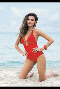 Antigel Swimwear by Lise Charmel - La Santa Antigel - Swimsuit