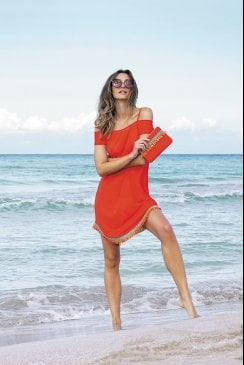 Antigel Swimwear by Lise Charmel - La Santa Antigel - Beach Dress
