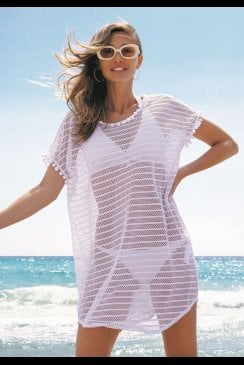 Antigel Swimwear by Lise Charmel - La Sporty Sirene - Beach Cover Up