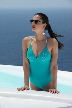 Lise Charmel Swimwear - Distinction Nautique - Seduction Halter Swimsuit