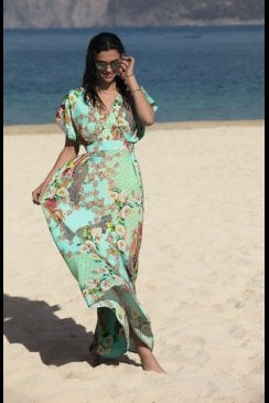 Lise Charmel Swimwear - Fleurs Lagon - Dress
