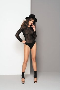 Antigel - Signature Fauve - Long Sleeve Bodysuit