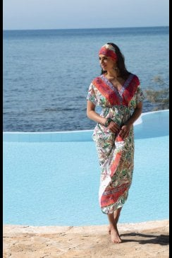 Lise Charmel Swimwear - Nacre Cachemire - Maxi Dress
