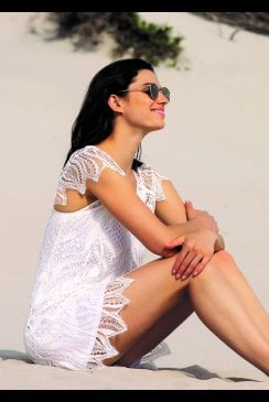 Lise Charmel Swimwear - Transparence Ecume - Beach Dress