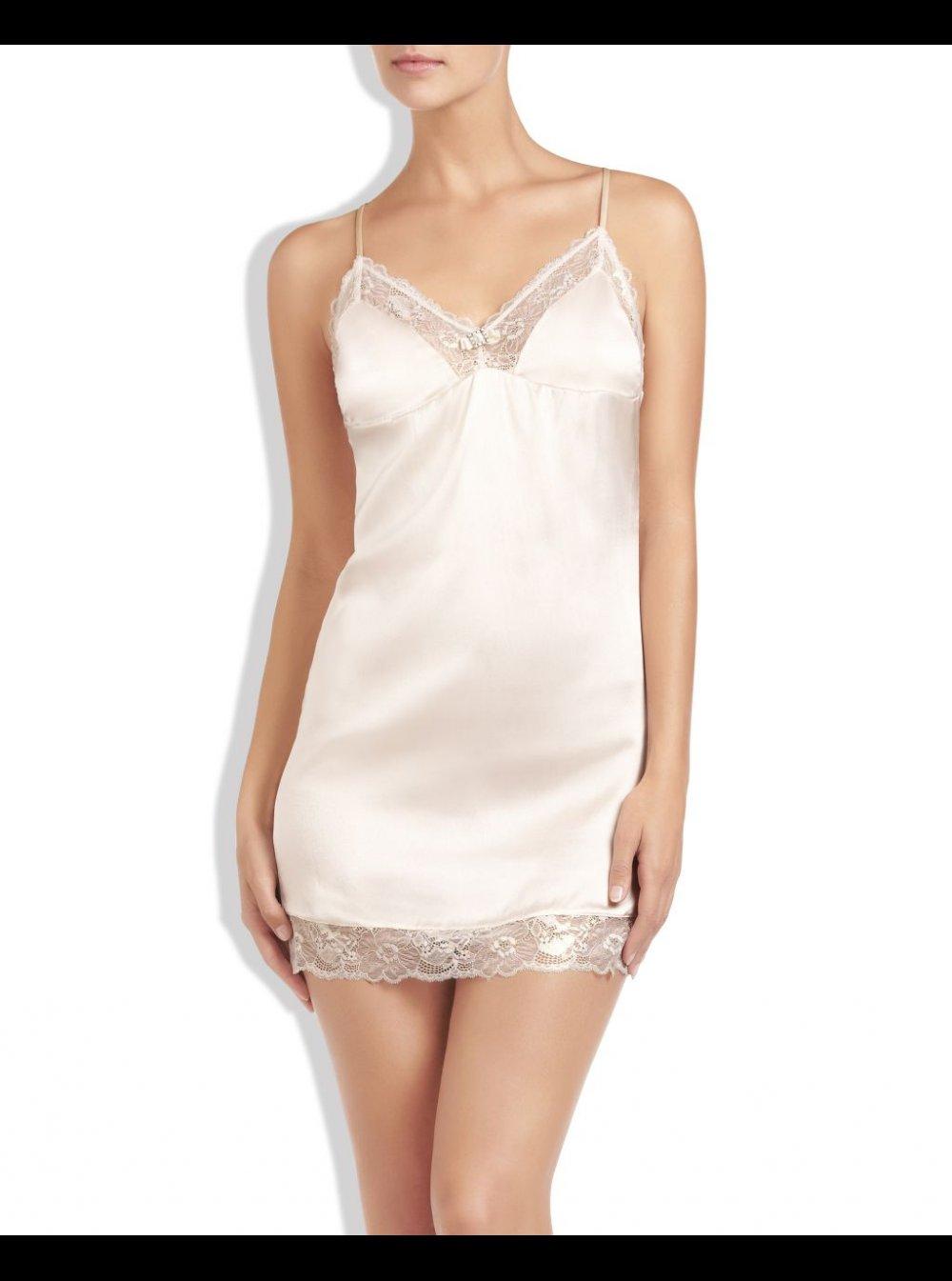 2e2ae6e764ac Silk Chemise Dress