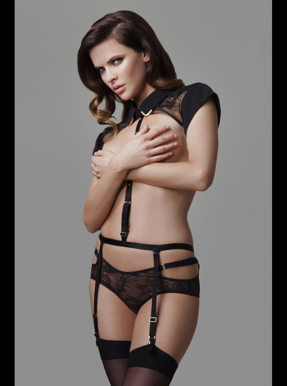 f9b7c74519ae2 Tatu Couture | Laetitia Lace Brief - Honeys Lingerie Boutique